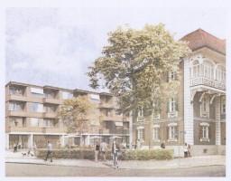 2. Preis - Beer Bembé Dellinger Architekten - Seniorenheim Altes Finanzamt