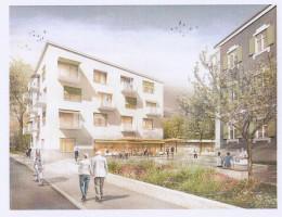 1. Preis - Architekten + Ingenieure GmbH - Seniorenheim Altes Finanzamt