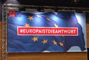 """""""Europa ist die Antwort"""""""